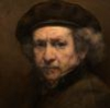 Использовал ли Рембрандт зеркальные проекции?