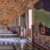 Отреставрирована галерея старинных карт в Ватикане