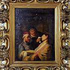 Потерянная картина молодого Рембрандта обнаружена в Нью-Джерси
