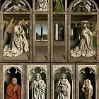 Восемь частей Гентского алтаря отреставрированы и доступны для посетителей