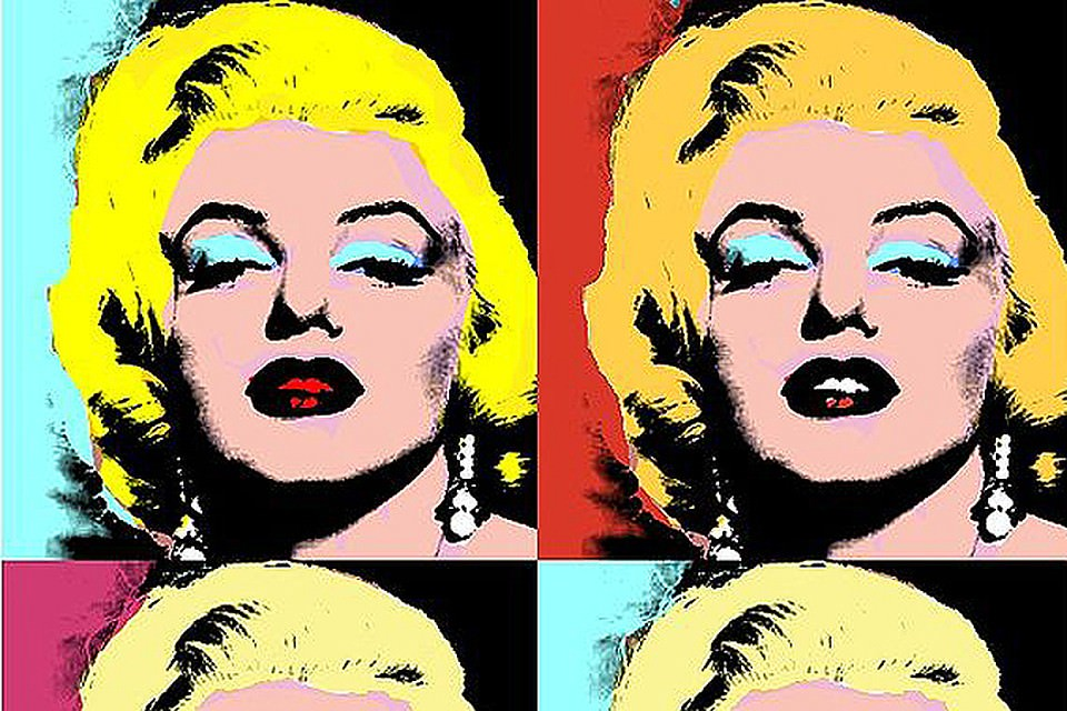 andy warhol images - 960×640